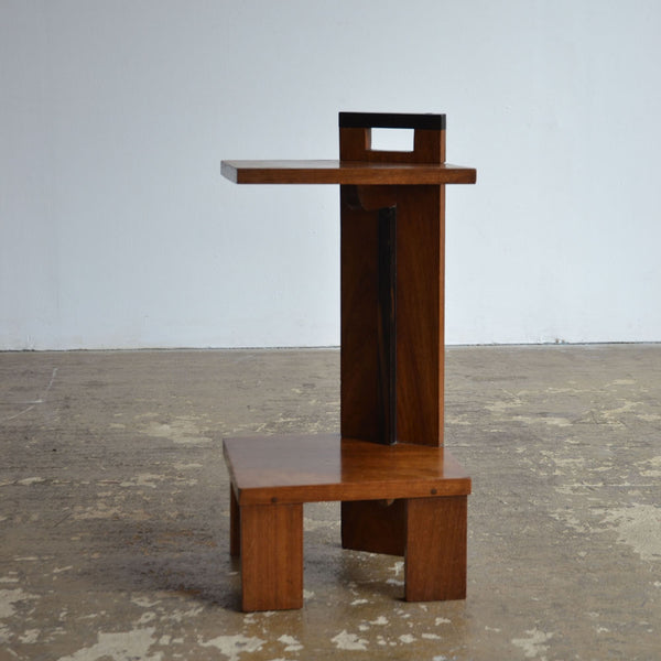 Side Table in Manner of André Sornay