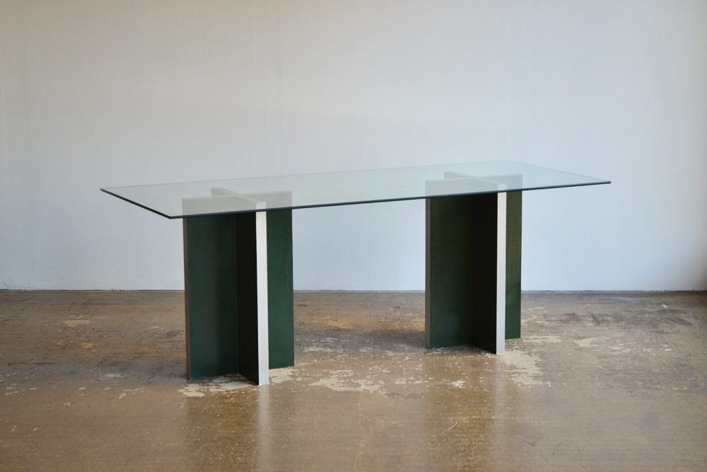 Italian Plinth Dining Table