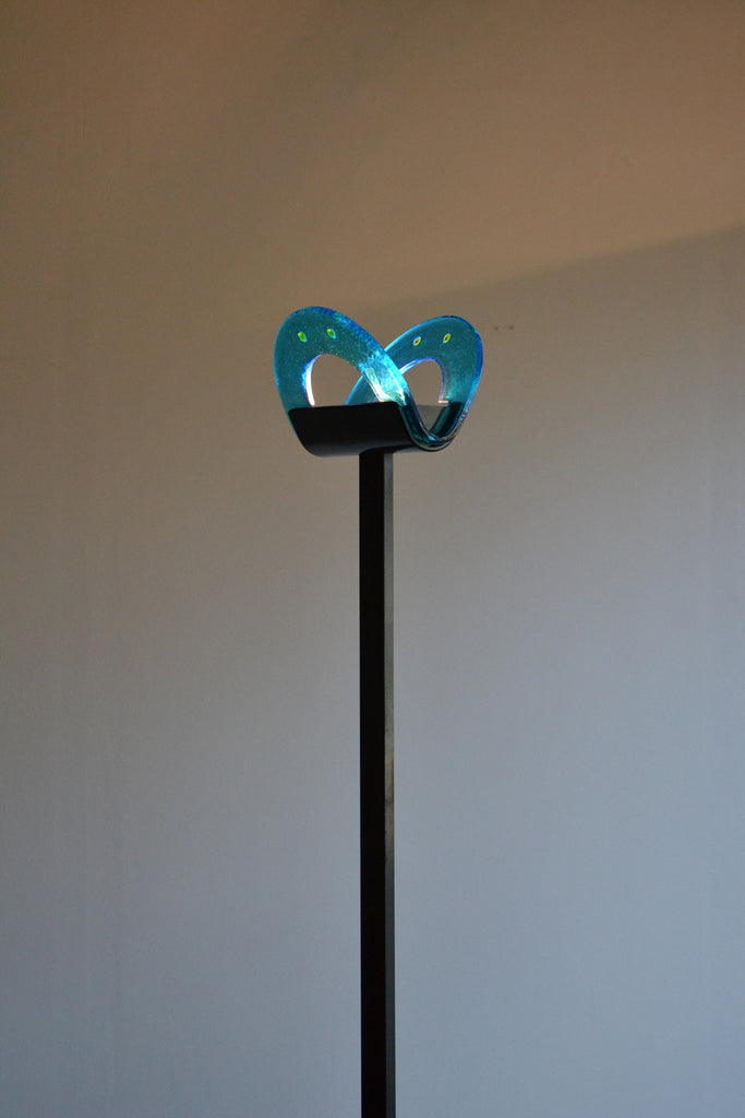 Leucos Murano Glass Floor Lamp