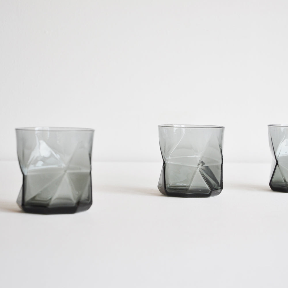 Set of Three Tumblers