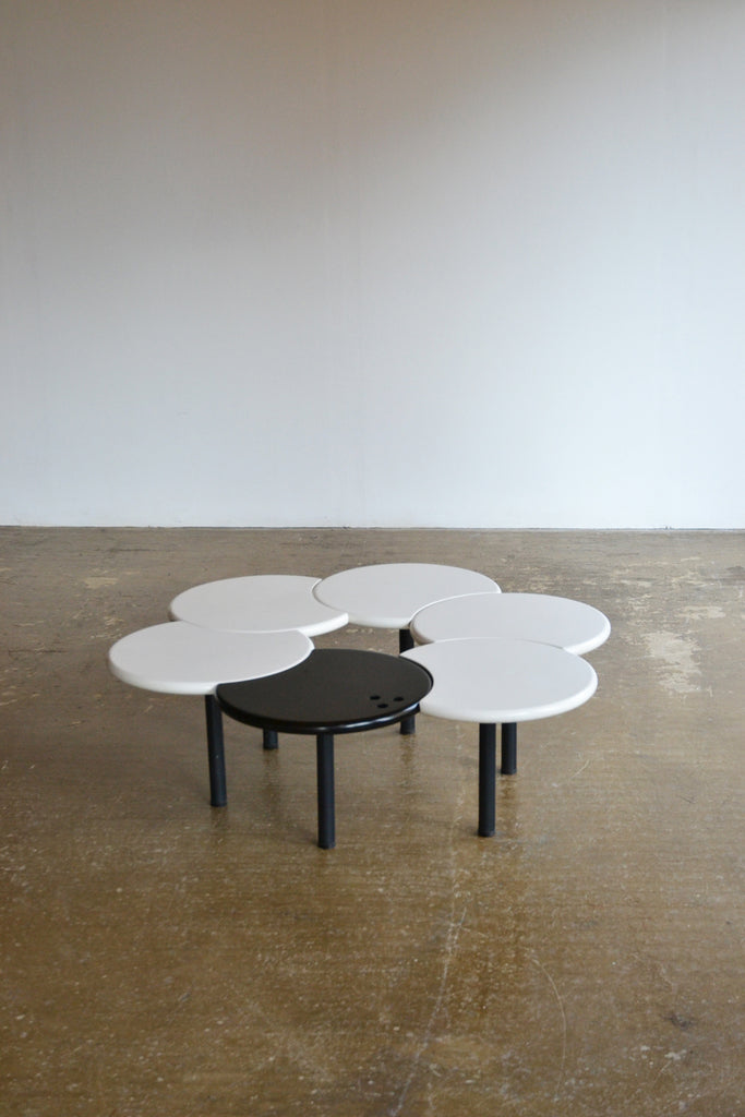 "1985 Isao Hosoe ""Haru"" Coffee Table for Arflex"