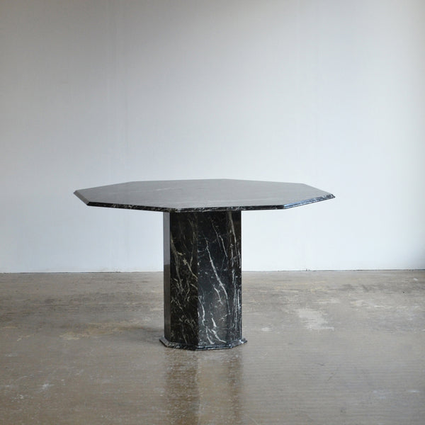 Marble Octagon Table