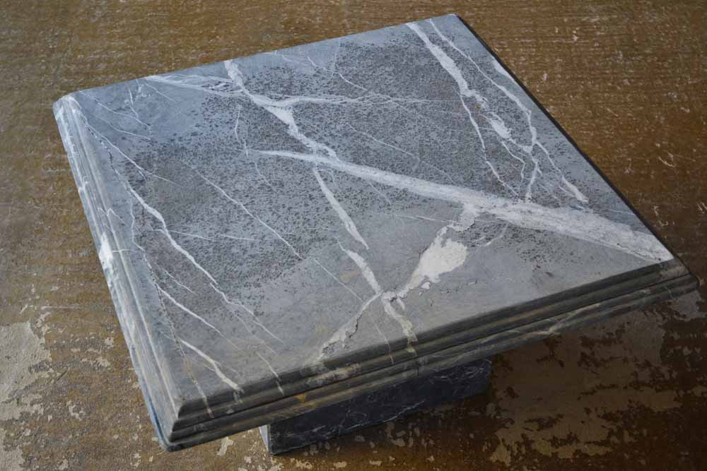 Raw Marble Coffee Table