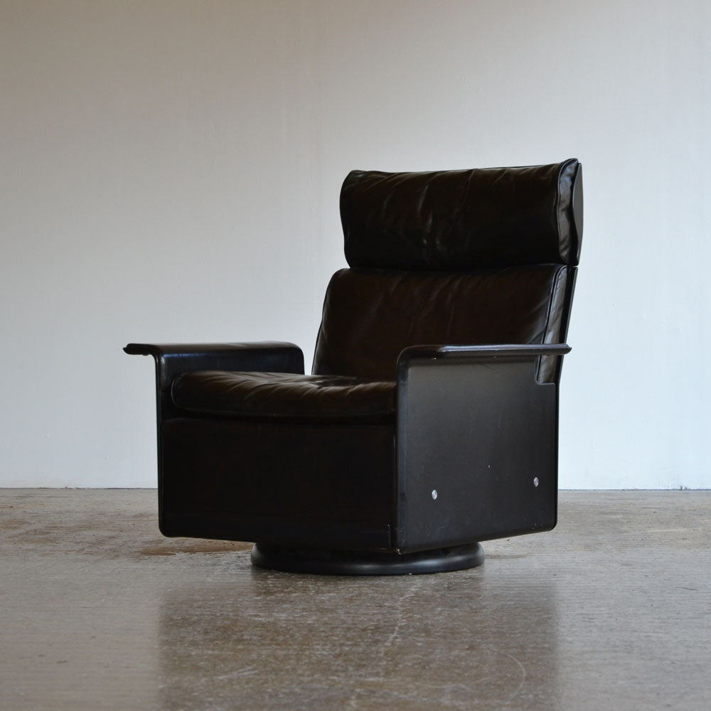 Dieter Rams Model 620 for Vitsoe Leather Programme Chair
