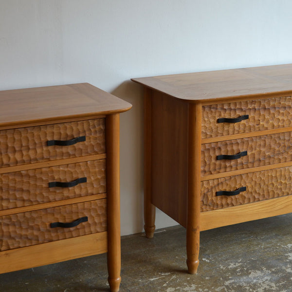 French Pair of Chests