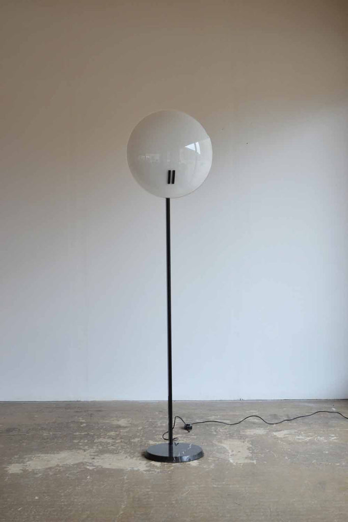 Perla Floor Lamp by Bruno Gecchelin for Oluce