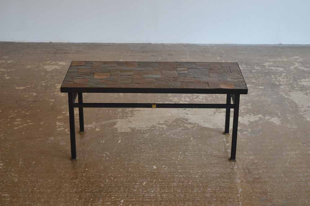 Slate & Stone Coffee Table