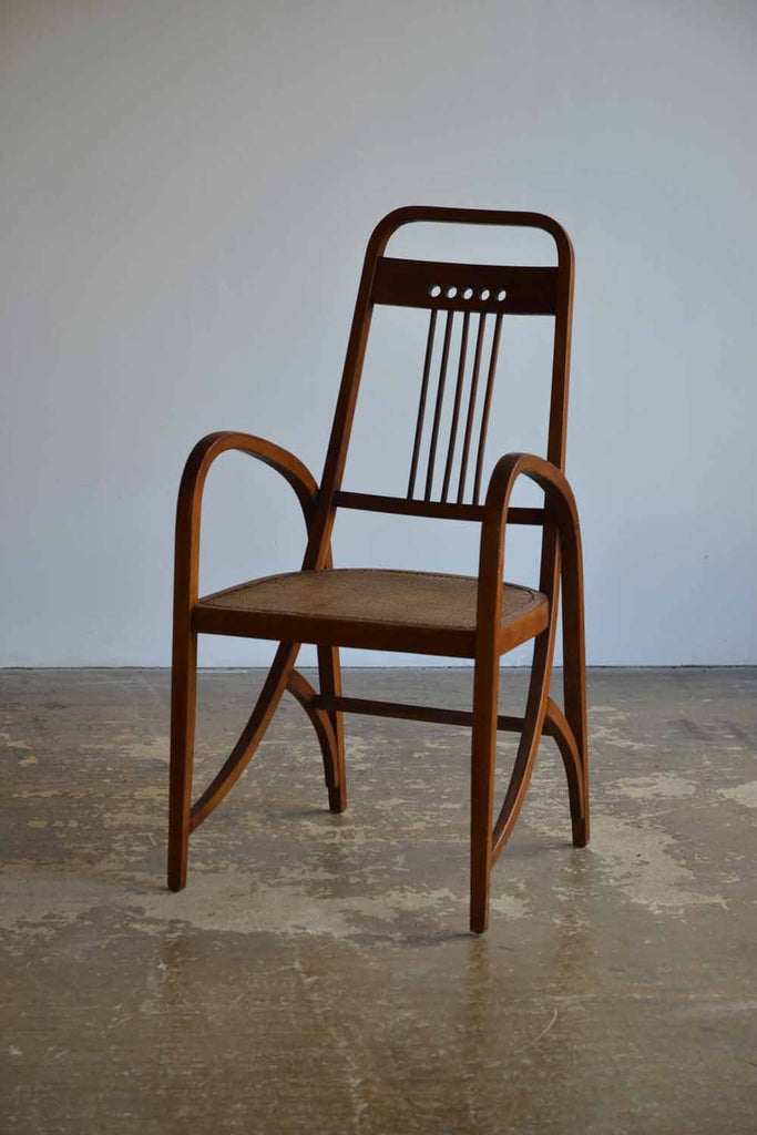 Pair of 511 Chairs by Thonet, 1905