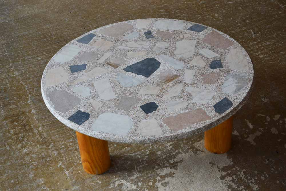 1970's Terrazzo Coffee Table