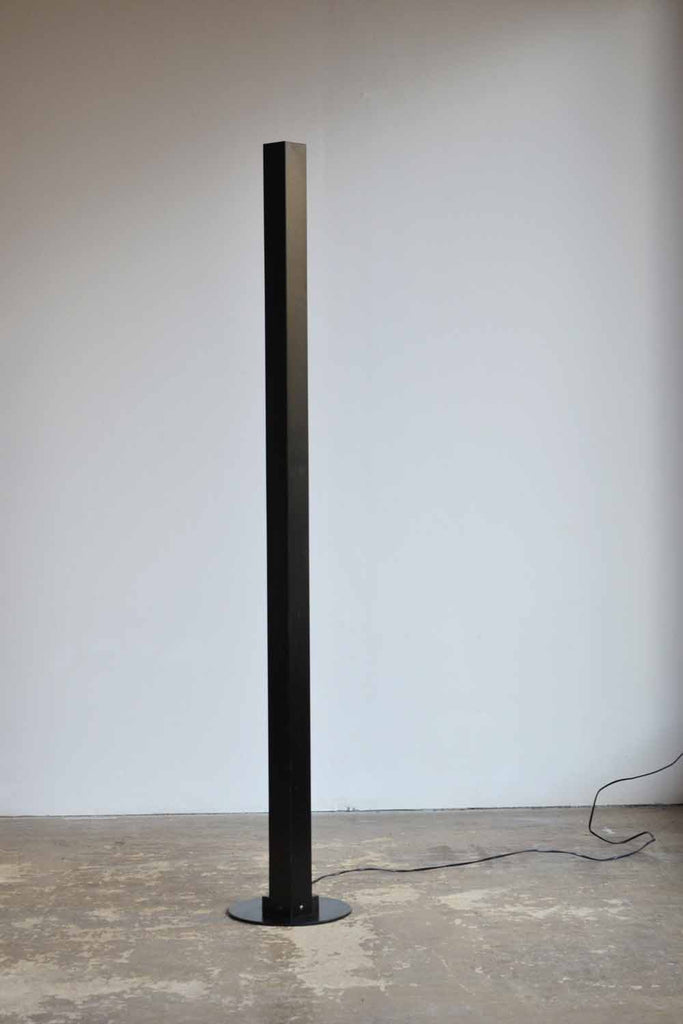 1970's Column Floor Lamp