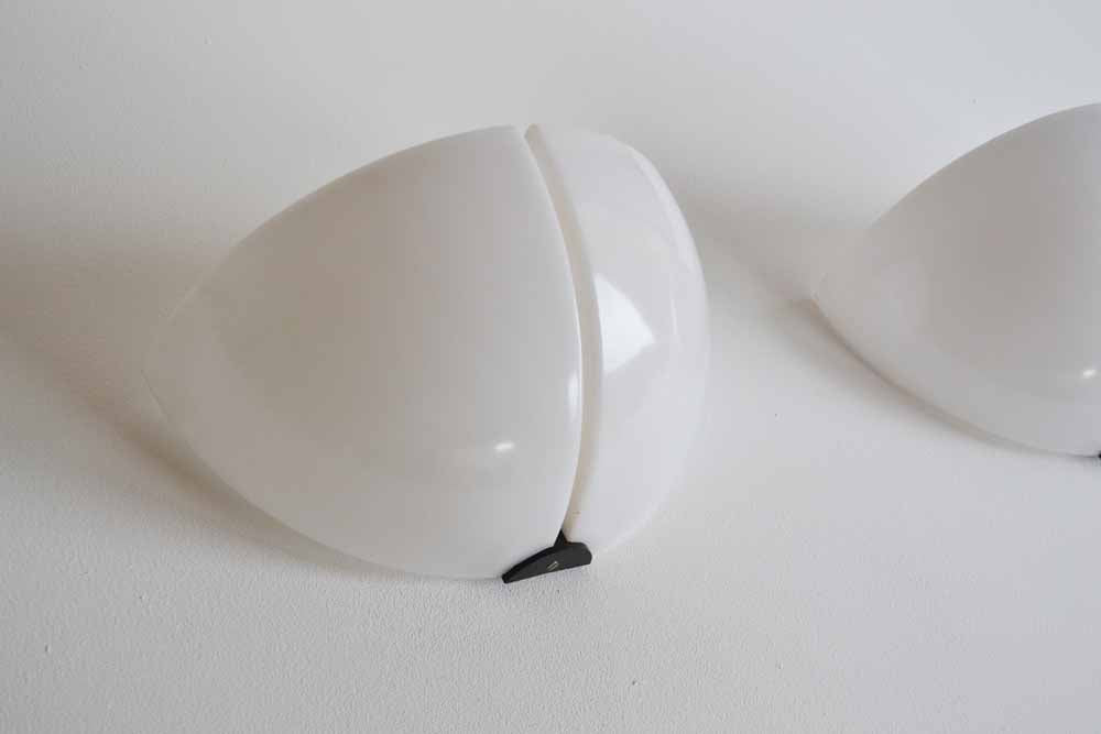 Pair of Wall Sconces by Danilo & Corrado Aroldi for Stilnovo