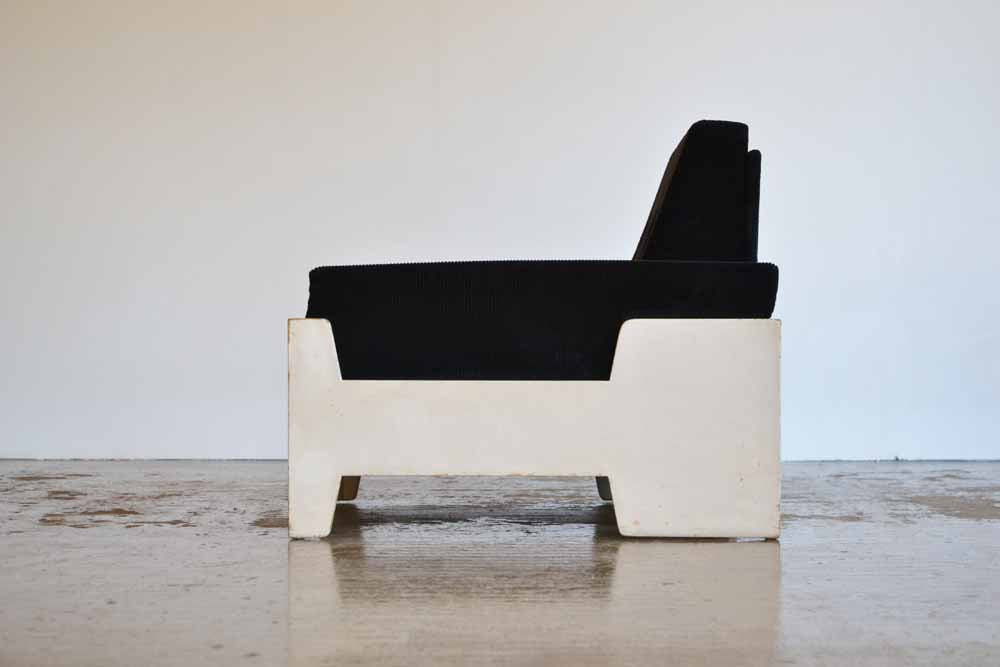 Constructivist Lounge Chair