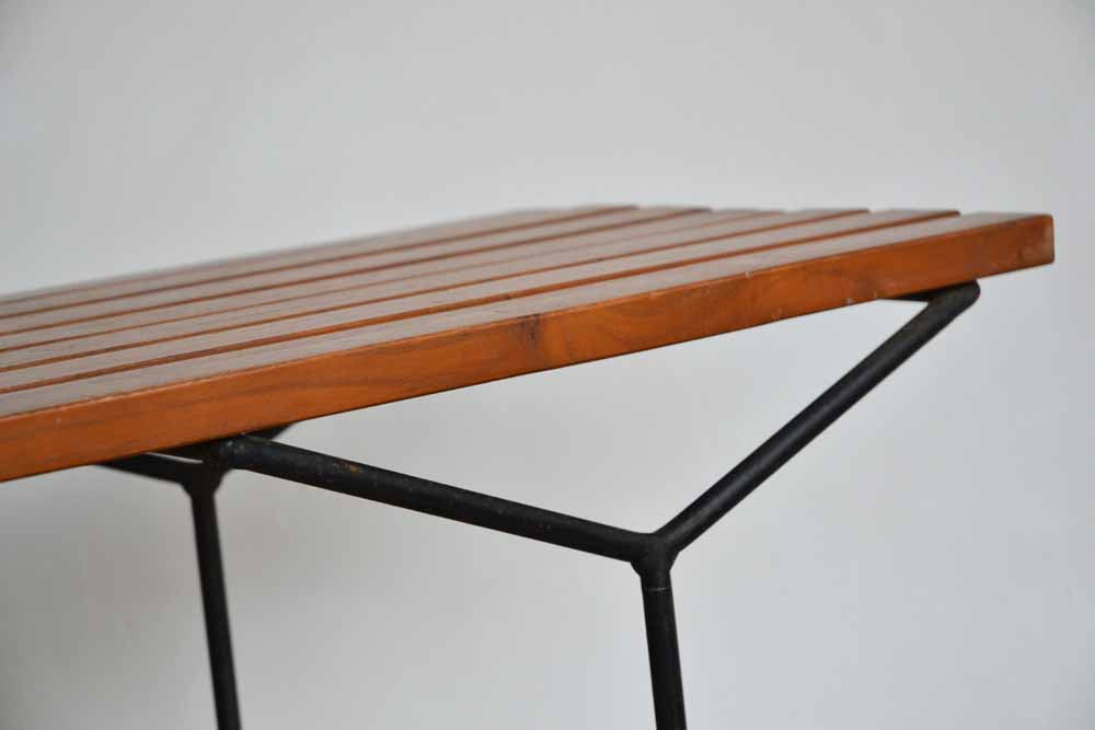 Slatted Bench by Pizzetti