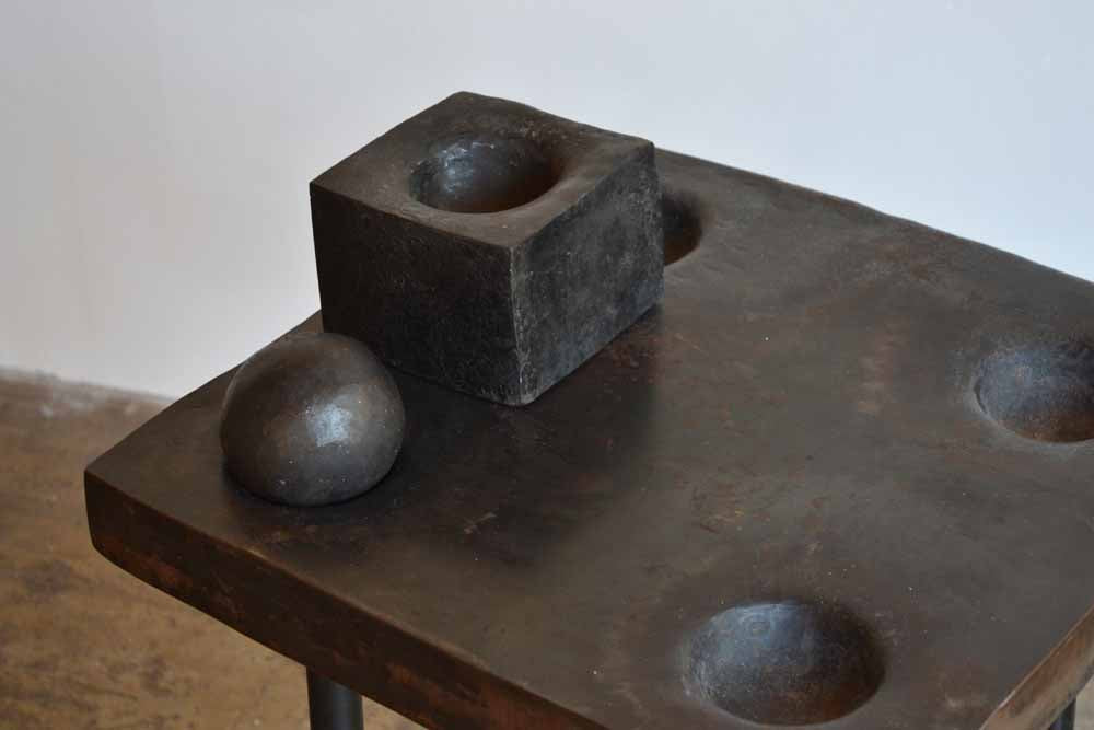Sculptural Table (HIRE ONLY)