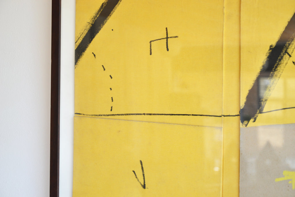 Nocturn Matinal Framed Binding, Antoni Tapies and Joan Brossa. 1970