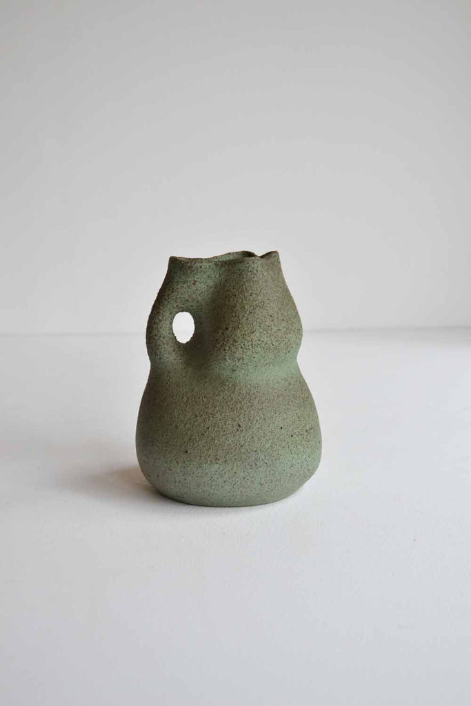 Accolay Sculptural Ceramic Jug