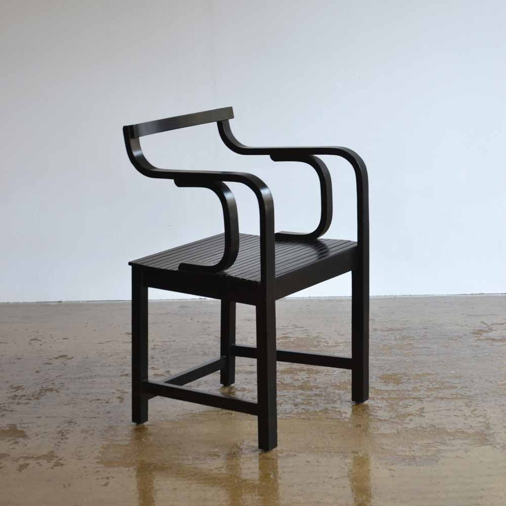 Black Bentwood Chairs