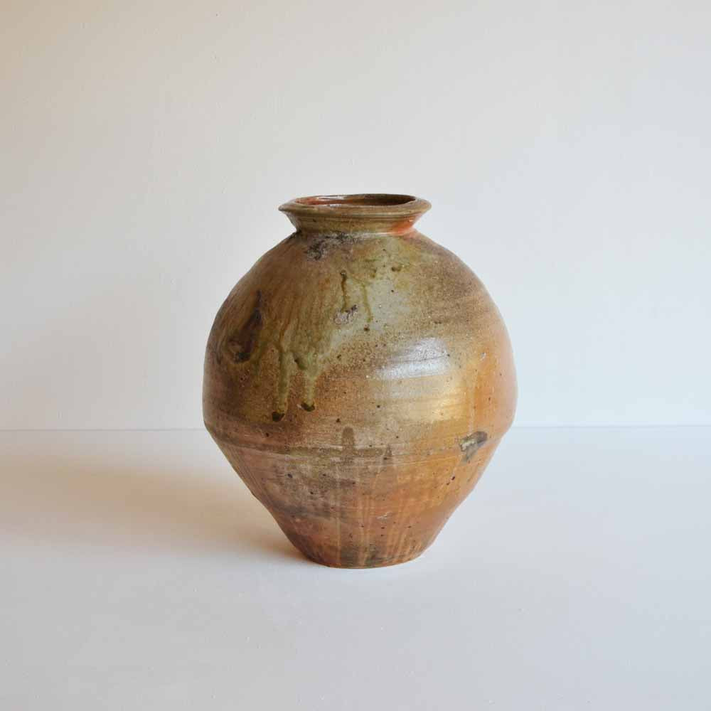 Large Stoneware Vessel, Nic Collins