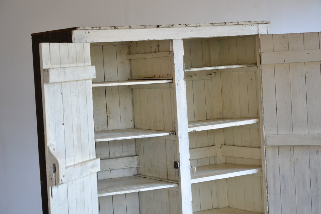 Large French Timber Cabinet