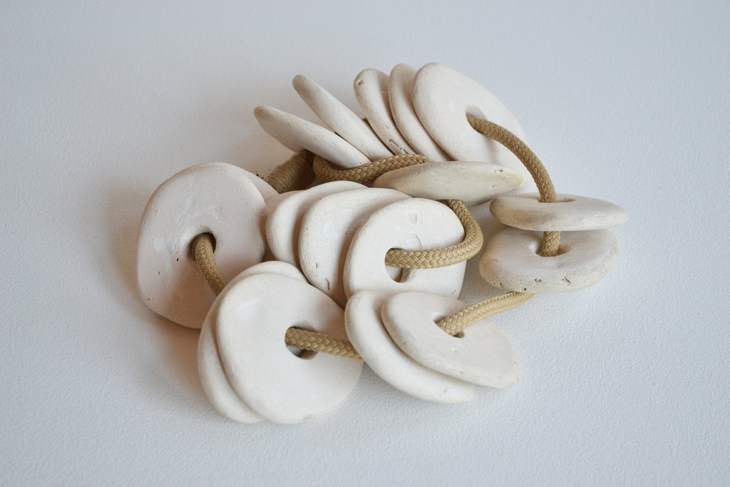Ceramic Stone Sculpture
