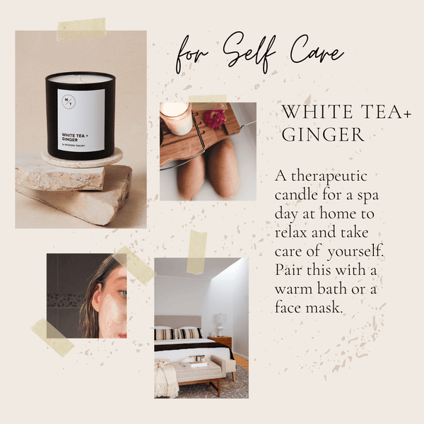 Self care Modern Theory candle