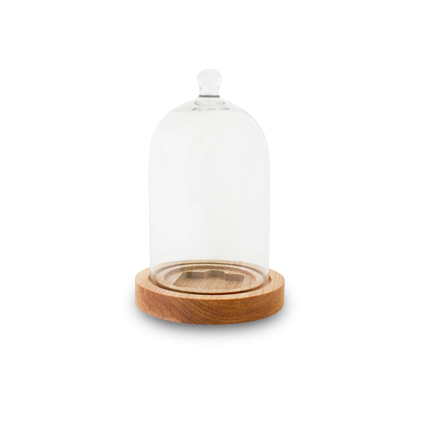 *LIMITED EDITION* Cloche + Base Candleholder