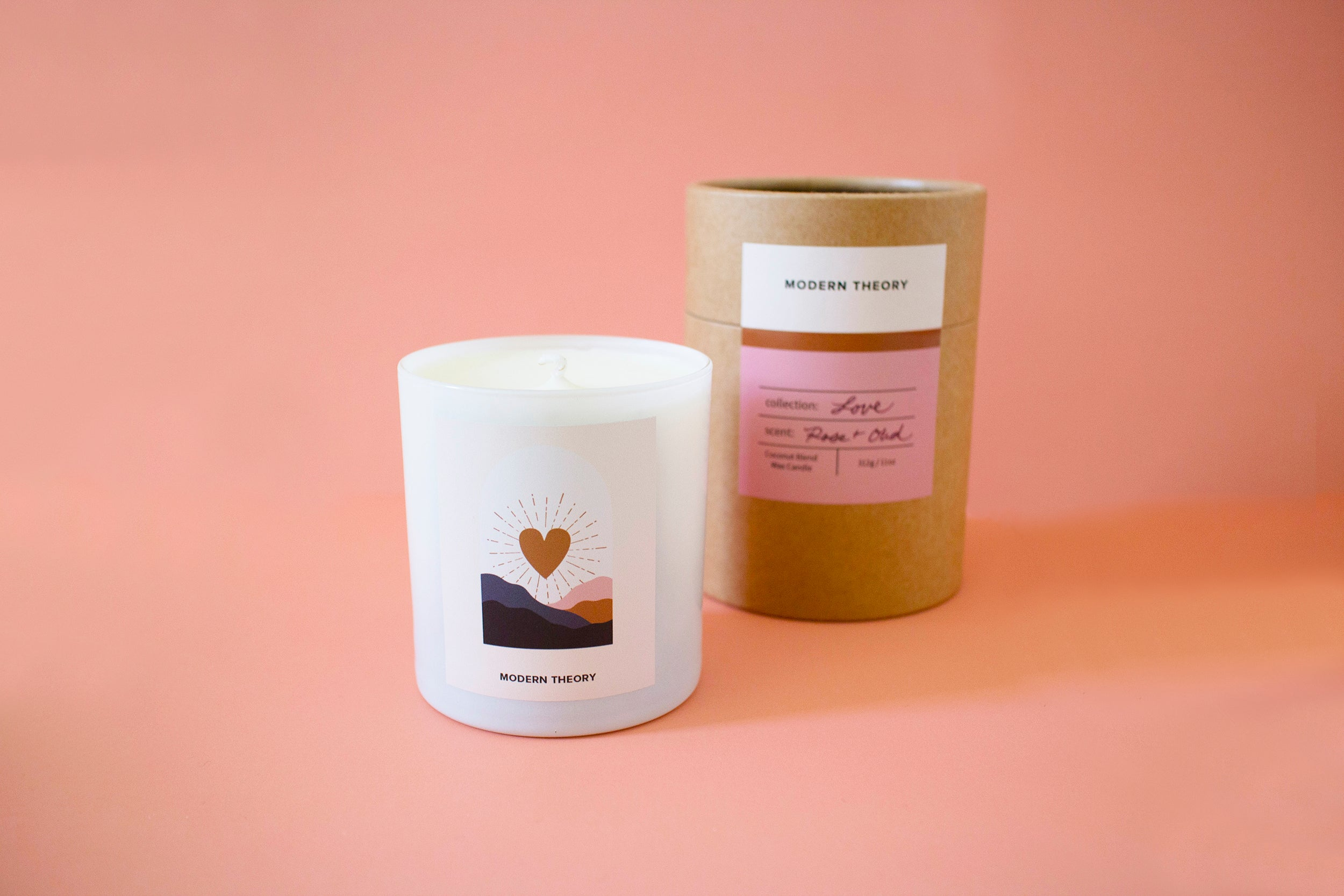 *Limited Edition* LOVE Candle