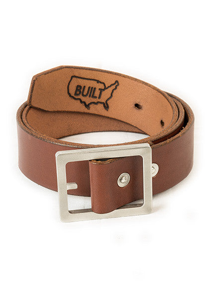 Bulwark: Stock 1.5'' Light Brown | Nickel