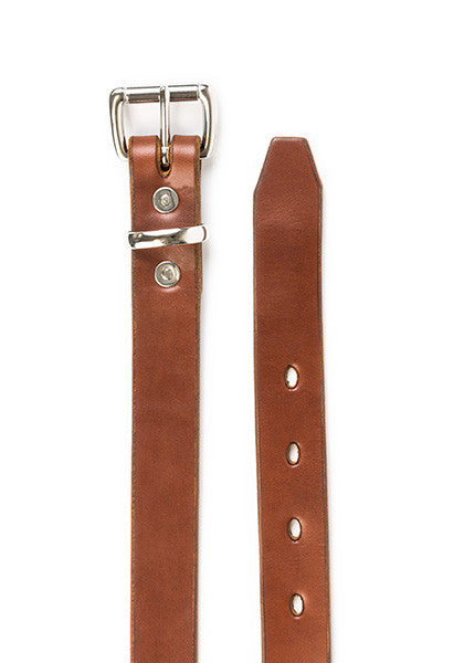 Utility Slim 1.25'' Light Brown | Nickel