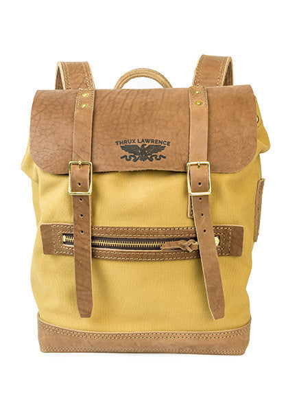 Thrux Pack | Light Brown on Khaki