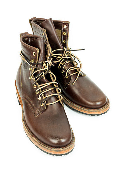 Brown Chromexcel Boot