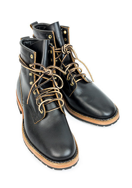 Black Chromexcel Boot