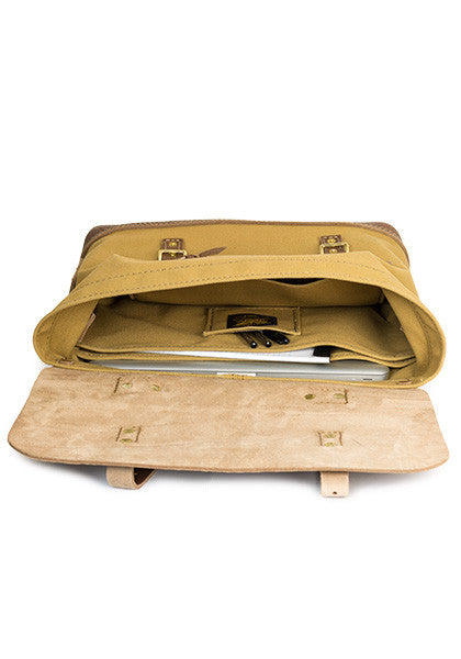 Dispatch Brief | Light Brown on Khaki