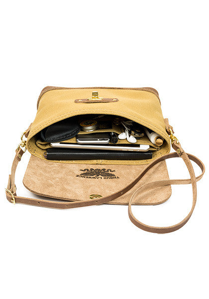 Purse: Light Brown | Khaki