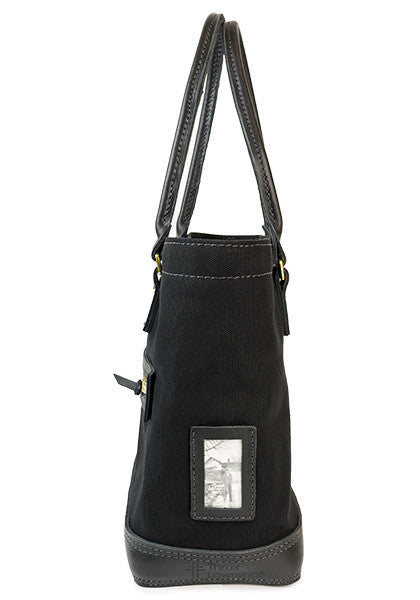 Hoist Tote | Black on Black