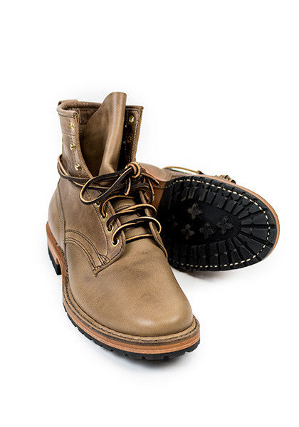 Natural Chromexcel Boot