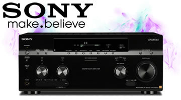 Sony A/V Receivers