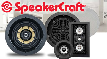 SpeakerCraft Profile Speakers