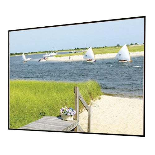 Draper Clarion 252006 Fixed Frame Projection Screen (9 x 9')
