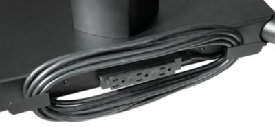 Peerless-AV Electrical Outlet Strip with Cord Wrap