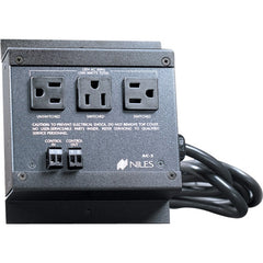 Niles AC-3 3-Outlets Power Strip
