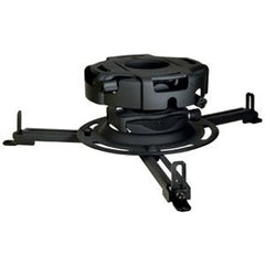 Peerless PRG-UNV-W Precision Gear Projector Mount for Projectors Weighing Up to 50 lb - White