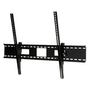 "Peerless ST680 Universal Tilt Wall Mount for 60-95"" Flat Panel Displays - Black"