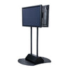 "Peerless FPZ-670 Stand For Flat Panels - For Two 50"" to 71"" Flat Screen TV's"
