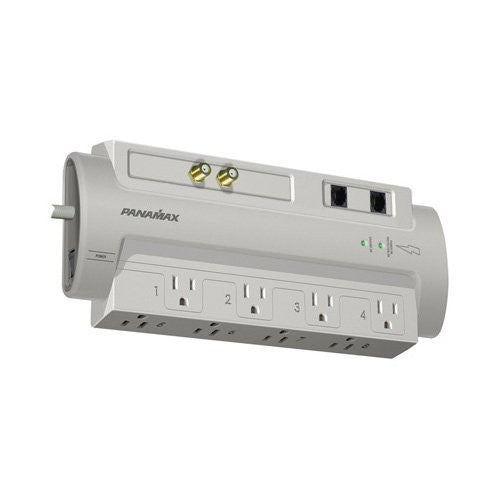 Panamax SP8-AV 8-Outlets Surge Suppressor