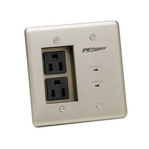 Panamax MAX MIW-POWER-PRO-PFP In-Wall 2-Outlets Surge Suppressor
