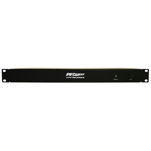 Panamax D10-PFP 10-Outlets Power Strip