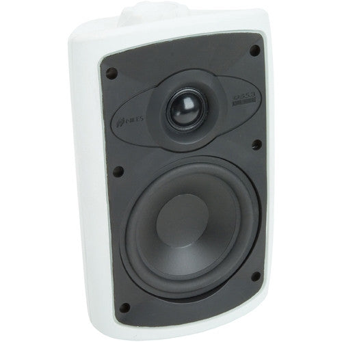 "Niles FG00986 OS5.3 5"" Outdoor Speakers 100W 2-Way - Pair (White)"