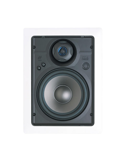 "Niles 6-1/2"" 2-Way In-Wall Loudspeakers (Pair)"