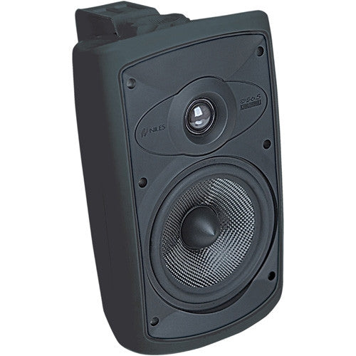Niles FG00995 OS6.5 2-Way Indoor/Outdoor Speakers (Pair) - Black